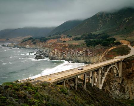 coastal road california