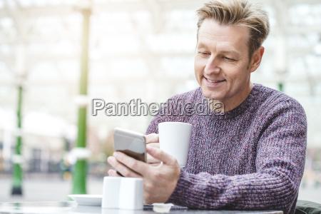 tee und texting