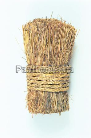 bundle of straw