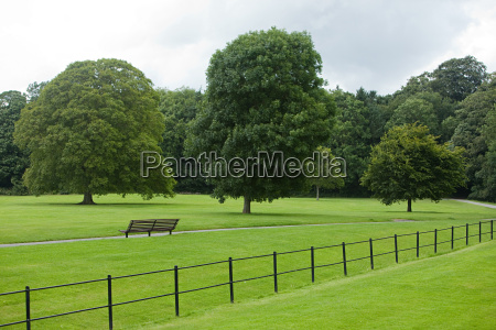 park of malahide castle ireland