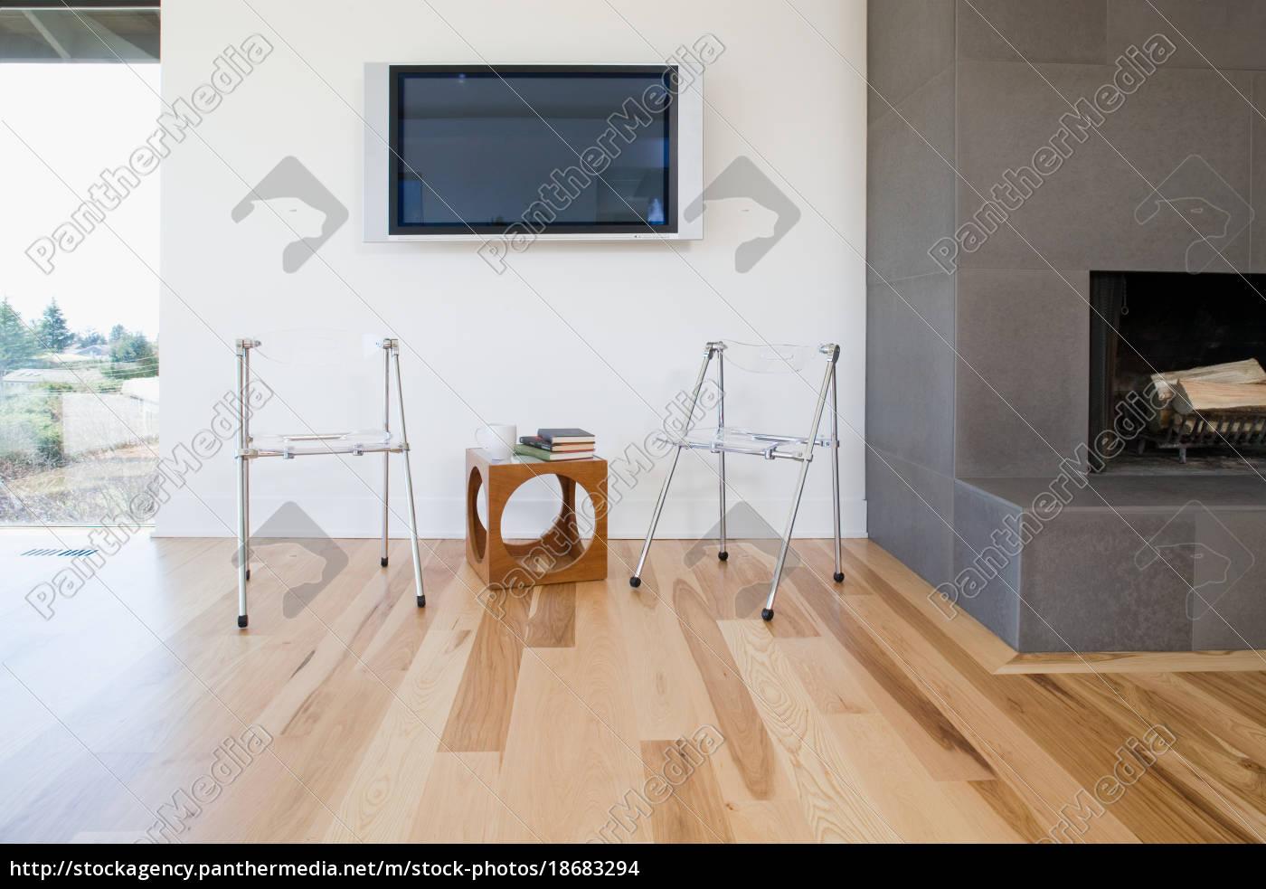stilvolles, wohnzimmer - 18683294