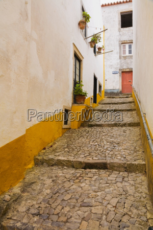 houses in obidos portugal