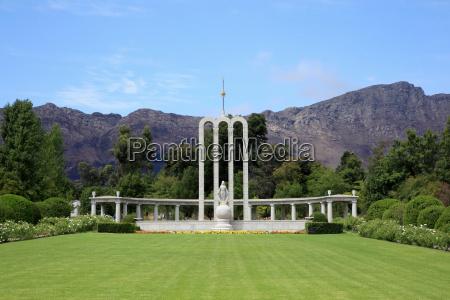 huguenot memorial in franschhoek south africa