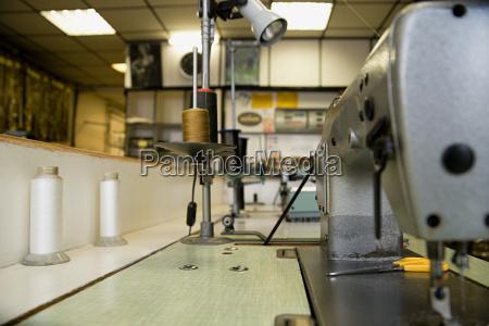 mode werk fabrik fertigungsanlage entleeren niemand