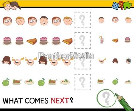 bildung ausbildung bildungswesen illustration vorlage puzzle