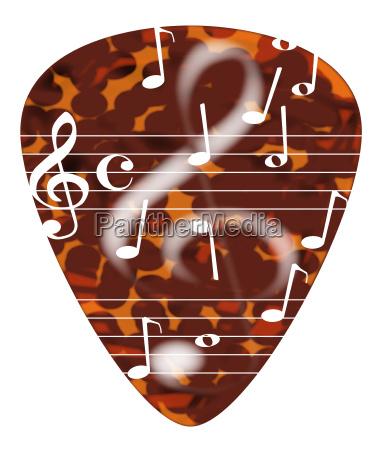 musik noten notation landschildkroete anmerkungen schreibweise
