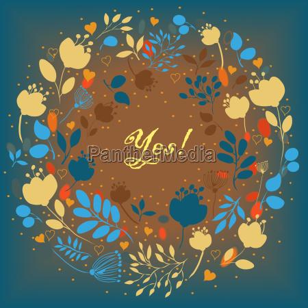 blau braun braeunlich bruenett blume blumen