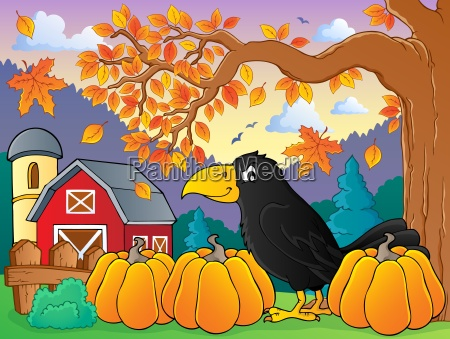 crow theme image 2