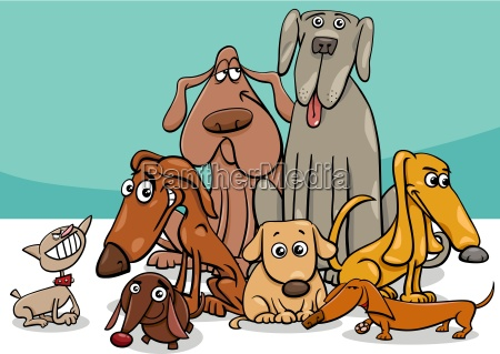 cartoon dog characters