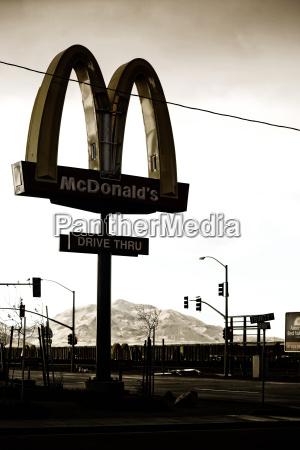 fast food mojave stadt