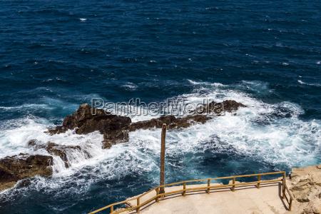 coastal waterscape