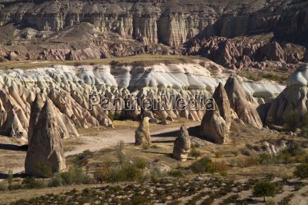 rose valley in kappadokien tuerkei