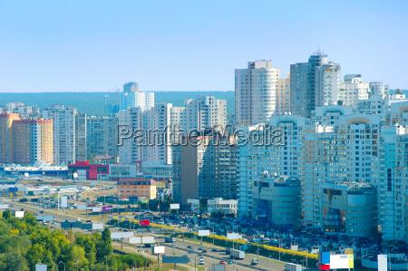 kiev modern architecture ukraine