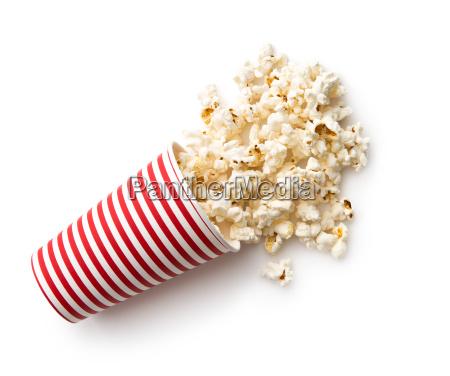 tasty gesalzen popcorn