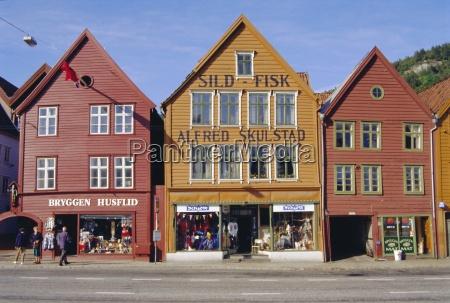 stadt holz europa horizontal norwegen plaetze
