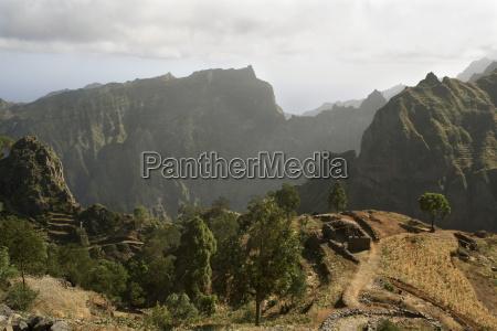 fahrt reisen berge afrika horizontal outdoor
