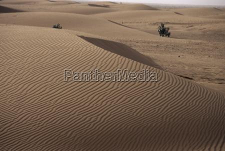 wueste zwischen nouadhibou und nouakchott mauretanien