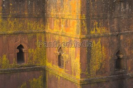 steingehasste monolithische kirche von bet giyorgis