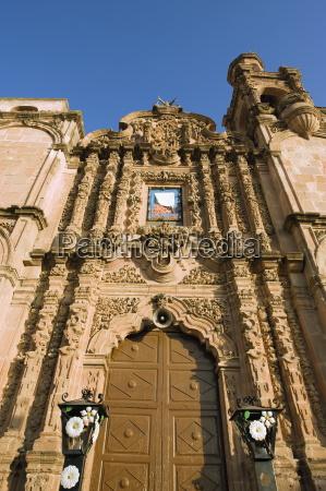 templo de pardo dating from 1757