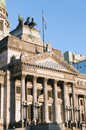 architektonisch bauten historisch geschichtlich eingang argentinien
