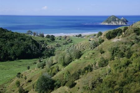 beach and coast tokomaru bay gisborne