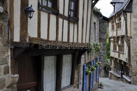 half timbered houses rue du petit