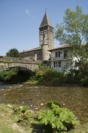 river nive saint etienne de baigorry