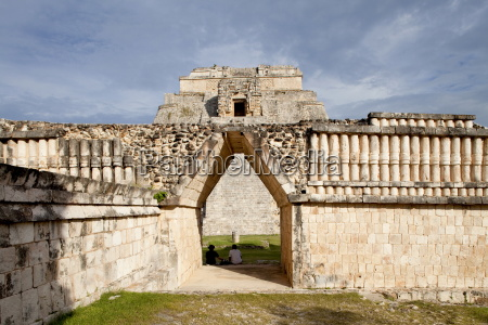 the governors palace uxmal unesco world