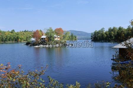 squam lake new hampshire new england