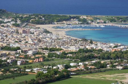 view of san vito lo capo