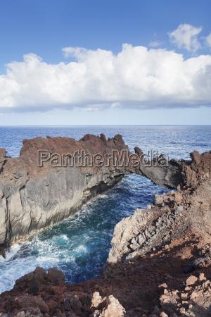 rock arch arco de la tosca