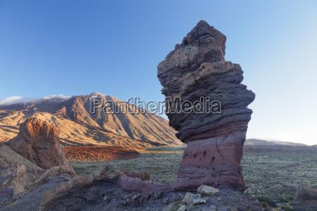 los roques de garcia at caldera