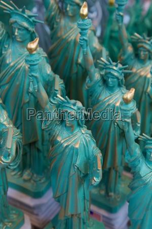 fahrt reisen farbe amerikanisch statue tourismus