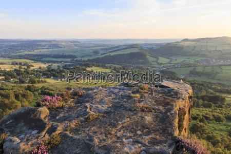 nationalpark sommer sommerlich europa abend sonnenlicht