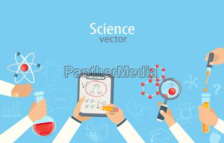 das konzept der wissenschaft und bildung
