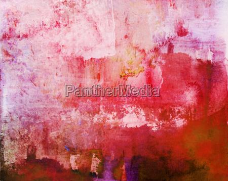grunge blob red texture