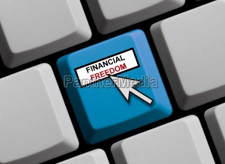 financial freedom online