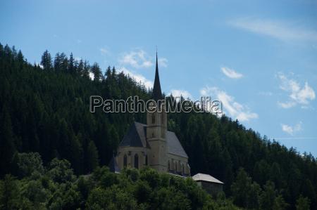 wallfahrtskirche st leonhard ob tamsweg OEsterreich