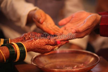 indian wedding ritual