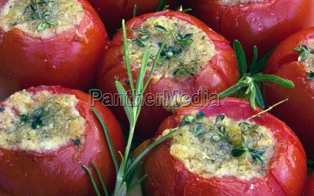 gegrillte tomaten provencalische art