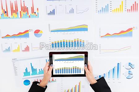 geschaefts analyse von finanz graphen mit