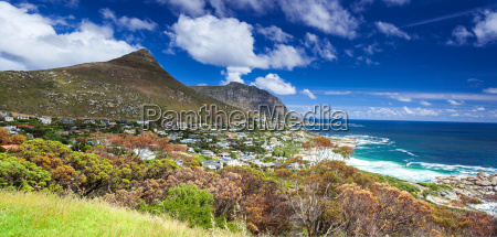 cape town panoramic landscape
