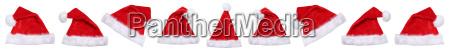 weihnachtsmuetzen weihnachtsmuetze muetzen vom weihnachtsmann nikolaus