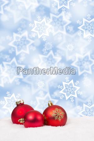 red christmas balls christmas background christmas