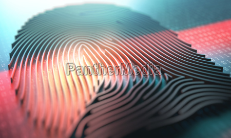 fingerprint biometric reader