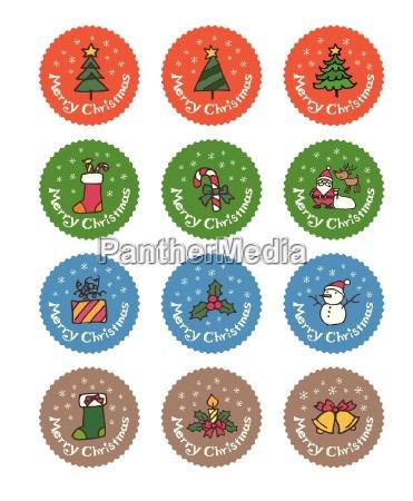 weihnachtsbaum weihnachtszeit christbaum etikett christmas schneemann