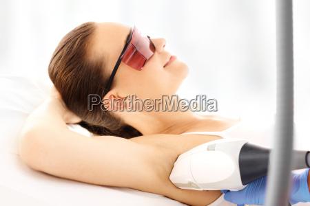 salon laser haarentfernung