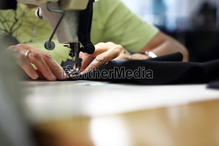 production of clothing sewing machine overlock