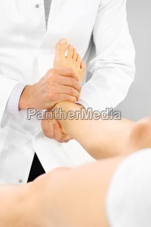 rehabilitation feet