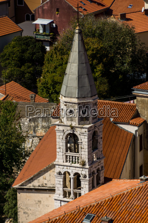 zadar dalmatia croatia